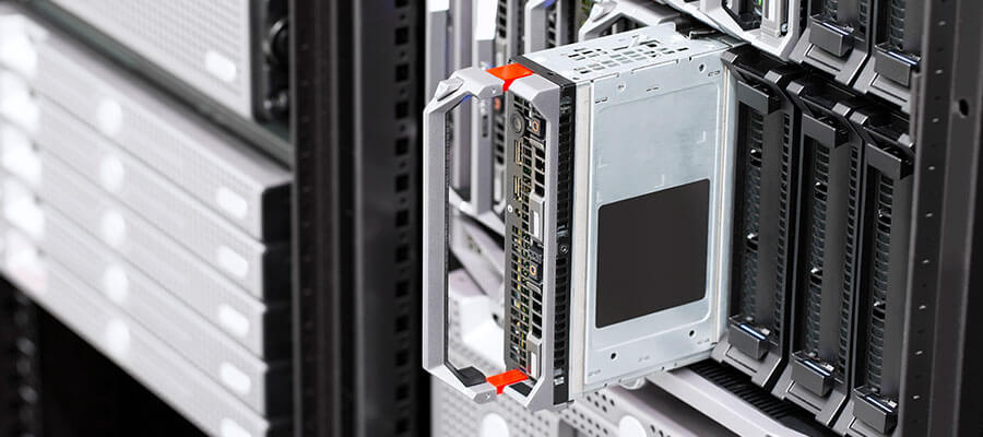 ITEX Server & Backup