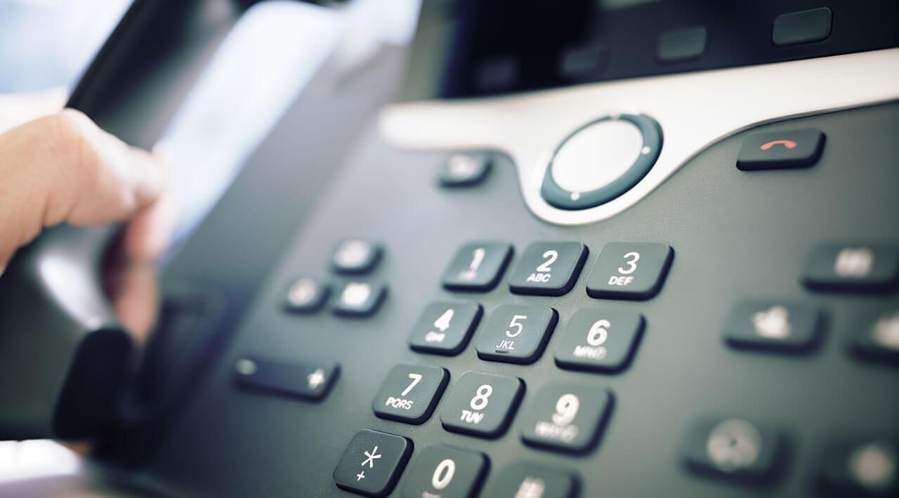Telekommunikation von ITEX