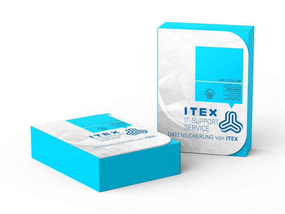 ITEX Software Datensicherung