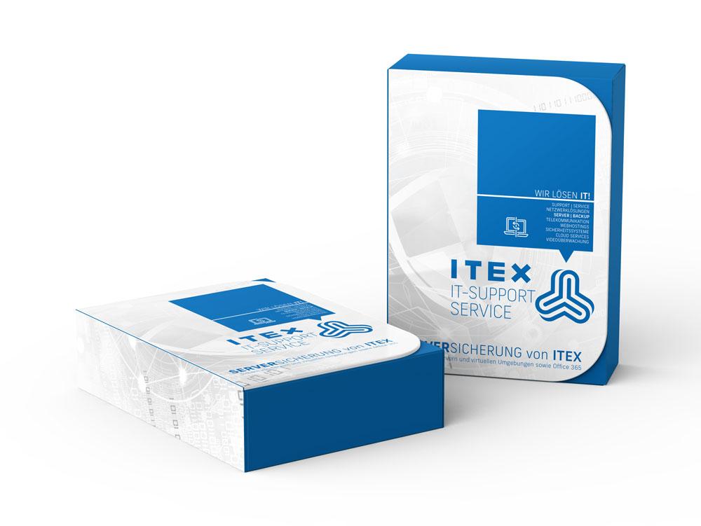ITEX Software Datensicherung NAKVIO Backup